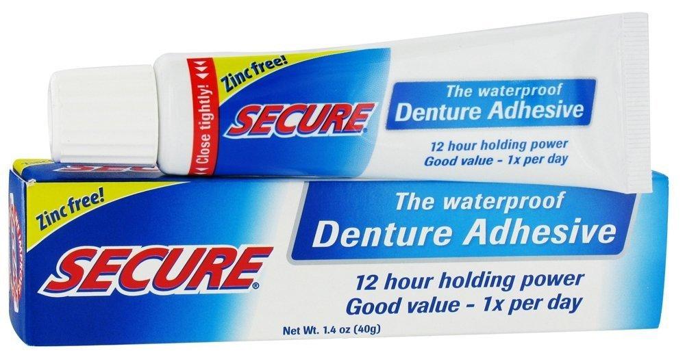 DenTek Secure Denture Bonding Cream